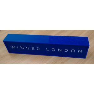 Winser London Acrylic Brand Block